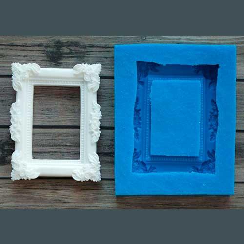 Рамки для фото из гипса