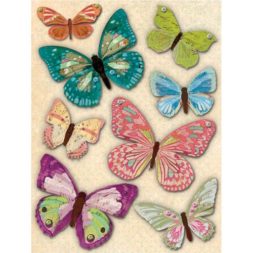 Бабочка картинка для открытки 36