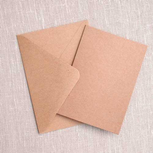 Крафт картон для открыток, папам февраля своими