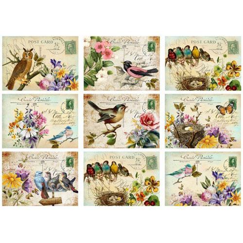 На какой бумаге лучше всего печатать открытки