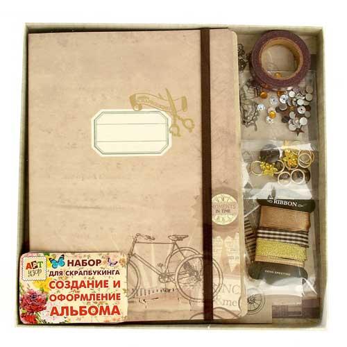 Альбом для скрапбукинга москва
