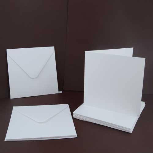 Квадратный конверт 150х150 мм для открыток 33