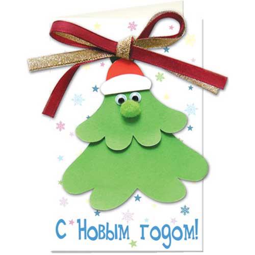 Подарок для родителей своими руками от детей на новый год