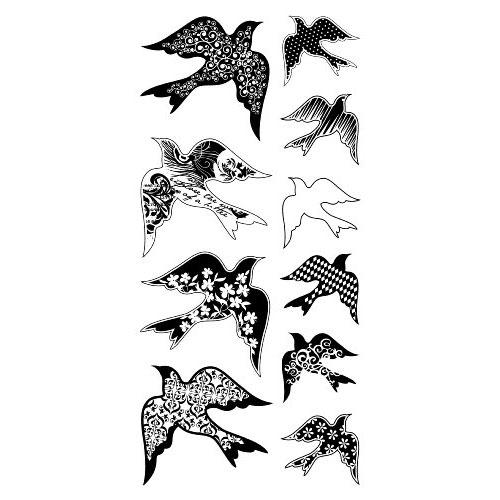 Блузка с птицами в Красноярске