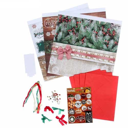 Каталоги новогодних открыток