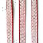 """Каптальная лента """"Красная"""", длина 1 м, ширина 1,3 см"""