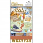 "Набор наклеек ""Discover Italy"" (Paper House)"