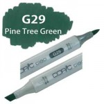 Маркер Copic ciao G29, Pine tree green